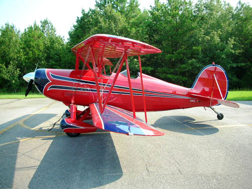 Waco Classic-Great Lakes Aircraft